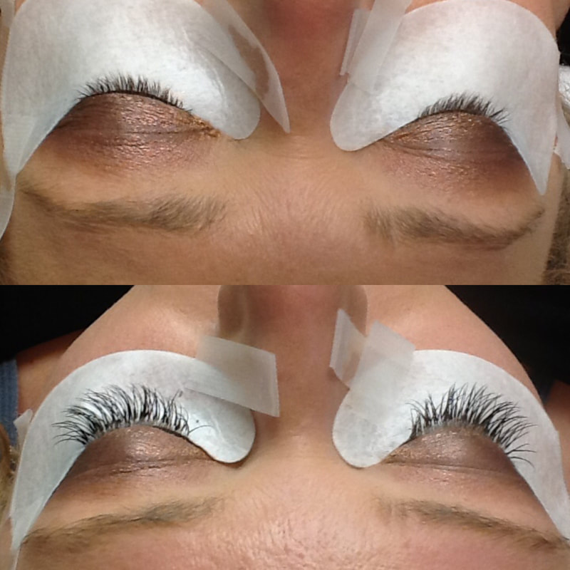 Eyelash Extensions Transform Your Lashes Euro Laser Spa Services